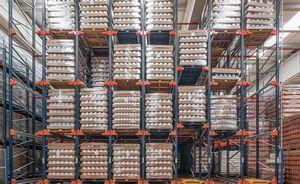armazenamento de produtos