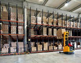 gestão de armazenagem